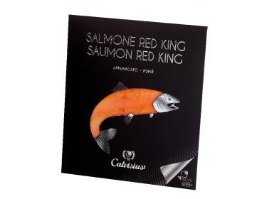 Salmone Red King affumicato